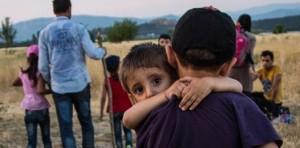 Siriako errefuxiatuak /acnur.org