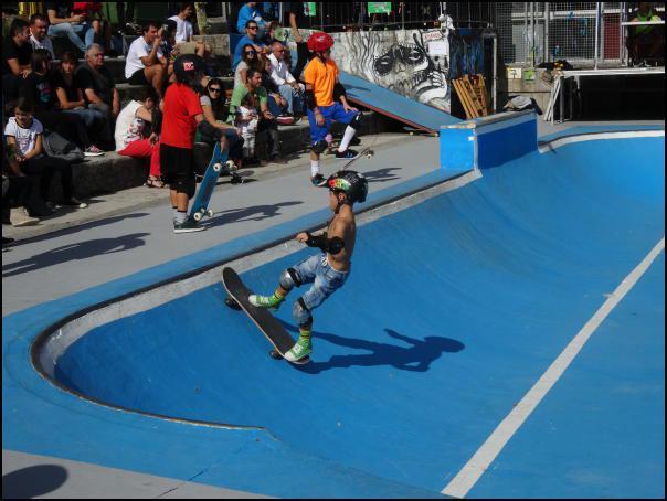 Skate or Due