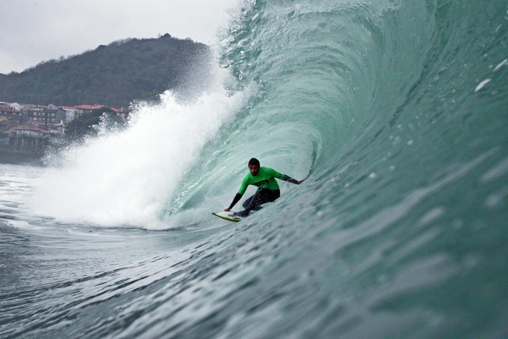 Euskal Surf Zirkuituaren azken proba Mundakan