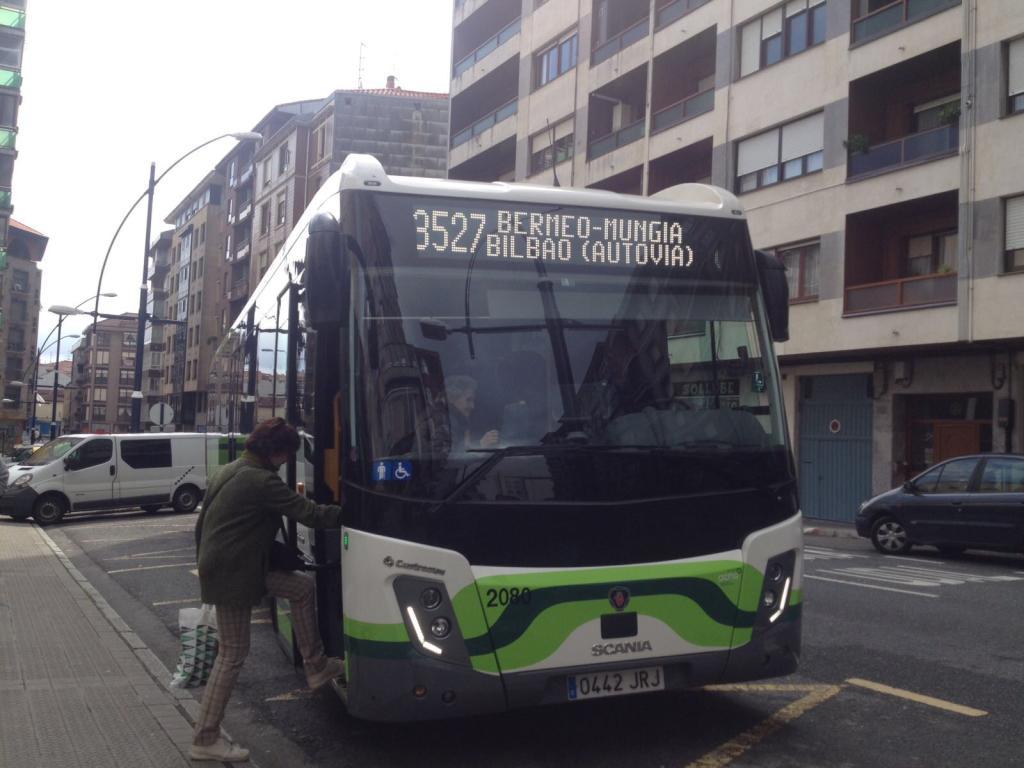 Bilborako autobusa