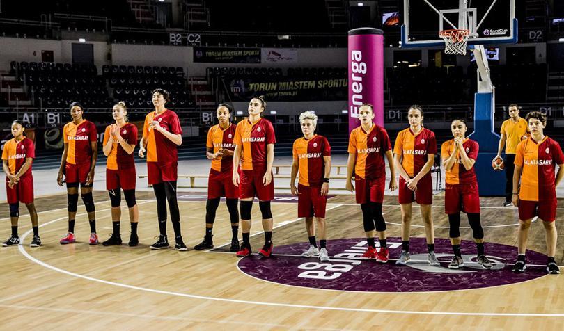 Galatasaray talde turkiarra. Argazkia: FIBA