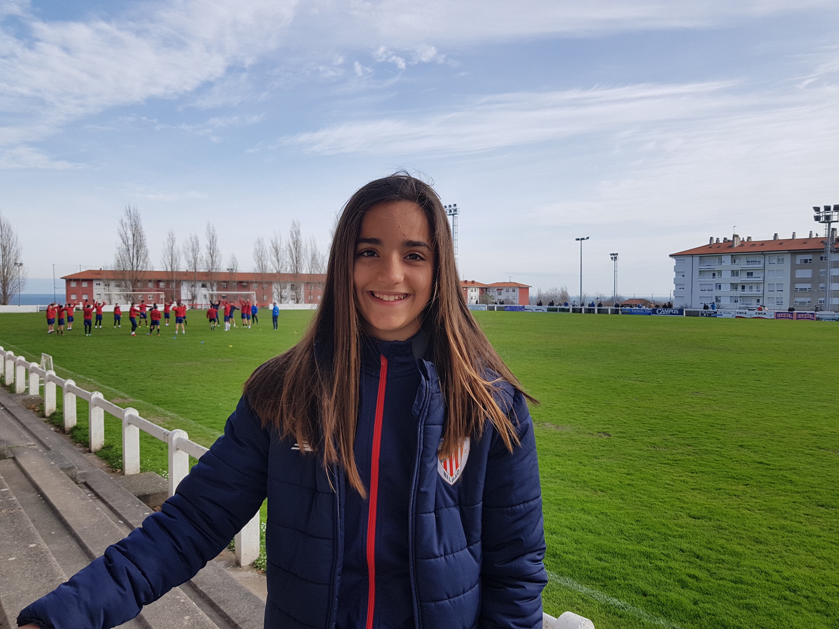Joana Athletic Bermeo