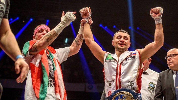 Europako titulua boxeoa