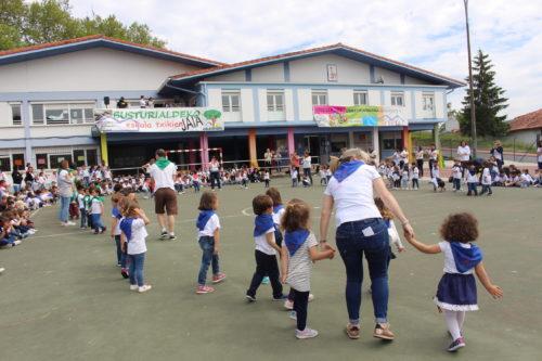 Eskola Txikien Jaia