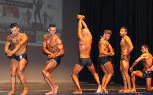 euskadiko fitness txapelketa