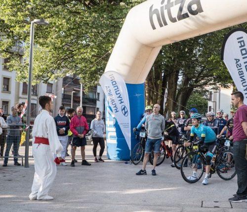 Pello Bilbao martxa zikloturistan