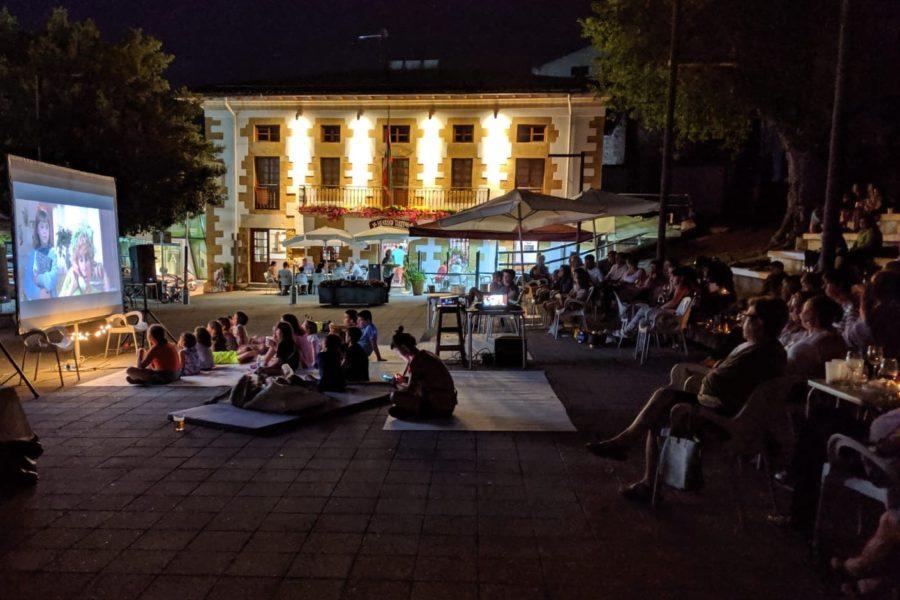 Arratzuko plaza