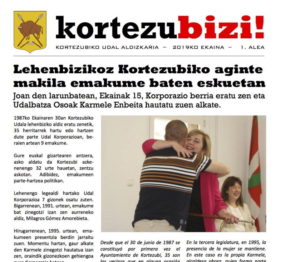 Kortezubizi! aldizkaria