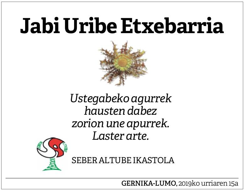 Jabi Uribe