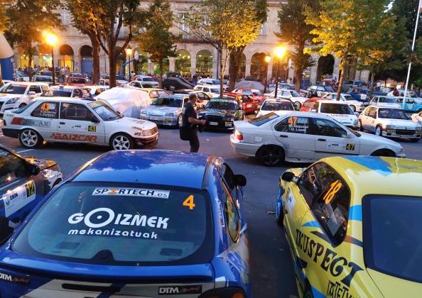 Gernika Lumoko 25. Rallya