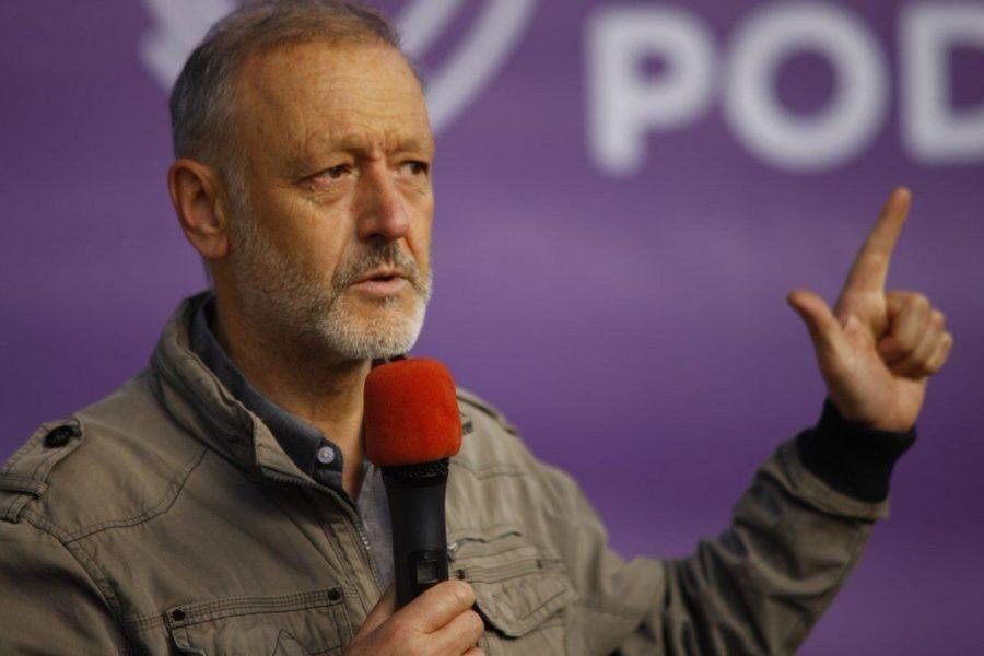 Roberto Uriarte Elkarrekin Podemos