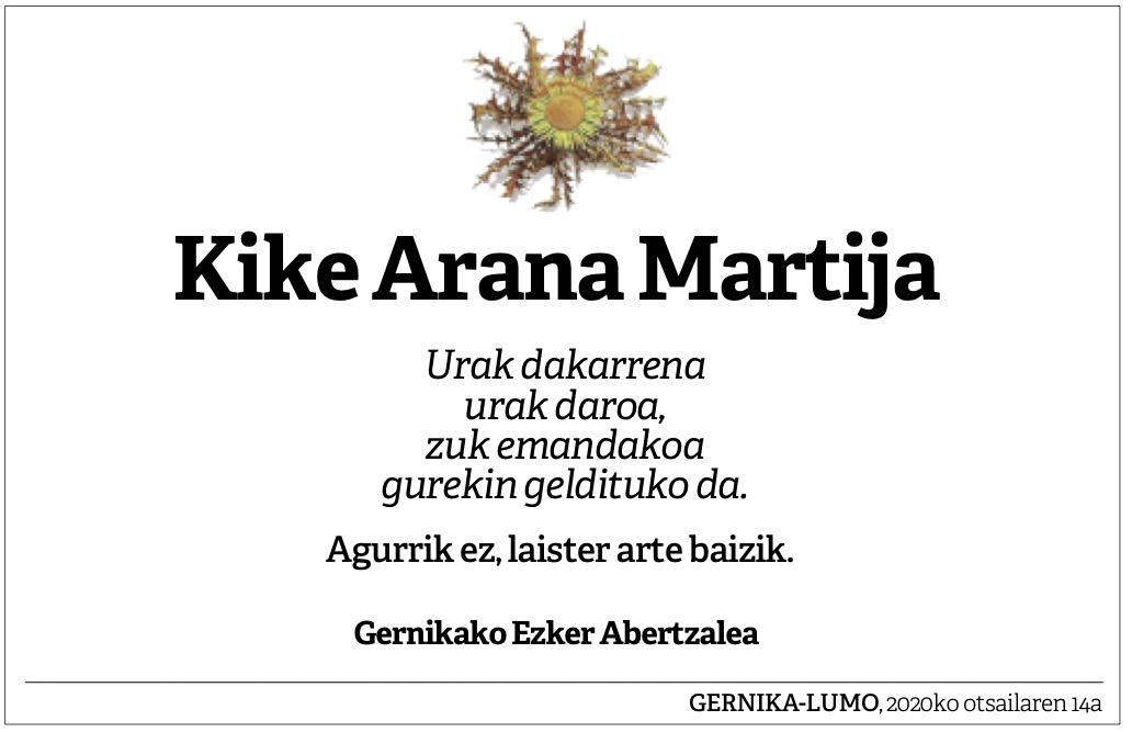 kike Arana